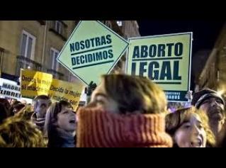 reforma de la ley del aborto