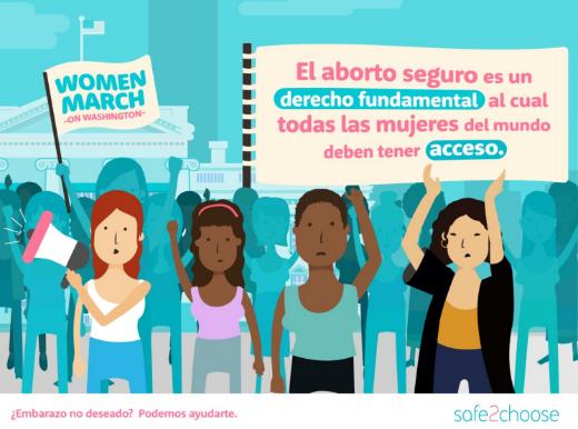 """""""Global Gag Rule"""", amenaza la vida de las mujeres en todo el mundo."""