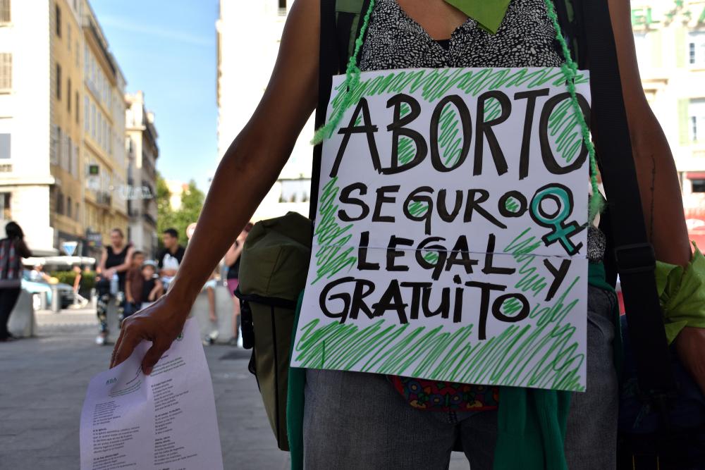 Breve y útil guía para acceder a un aborto legal y seguro