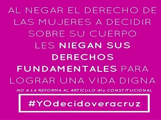 Campaña Yo Decido Veracruz