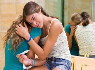 embarazo adolescente no deseado