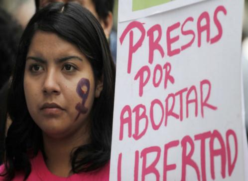 México persigue y encarcela a las mujeres que abortan