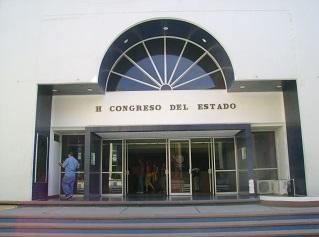 Congreso de Colima en México