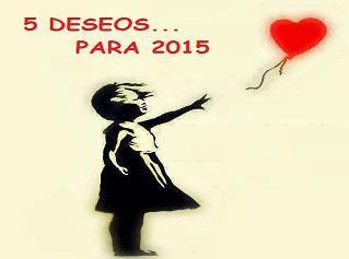 5 deseos para 2015