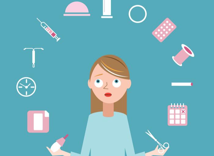 Tipos y efectividad de nuestros anticonceptivos