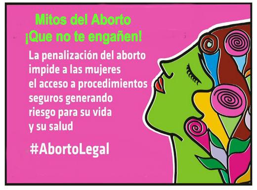 Desmontamos Mitos sobre el Aborto ¡Que no te confundan!