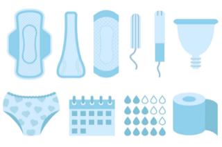 Hábitos saludables durante la menstruación