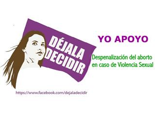 Admitida controversia sobre el aborto en Morelos