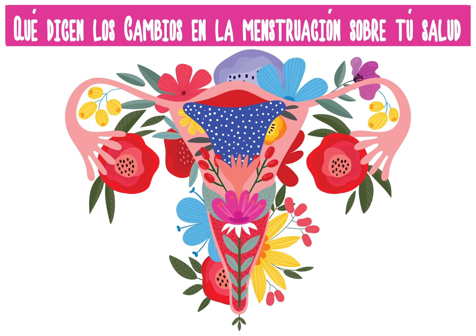 Qué dicen los cambios en la menstruación sobre la salud