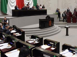 Reunión en el congreso de Veracruz