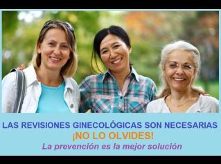 la revision ginecologia es necesaria