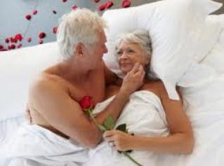 sexualidad tercera edad