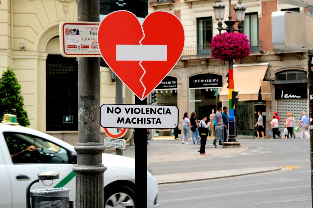 Violencia machista contras las mujeres y niñas en pandemia 25 N