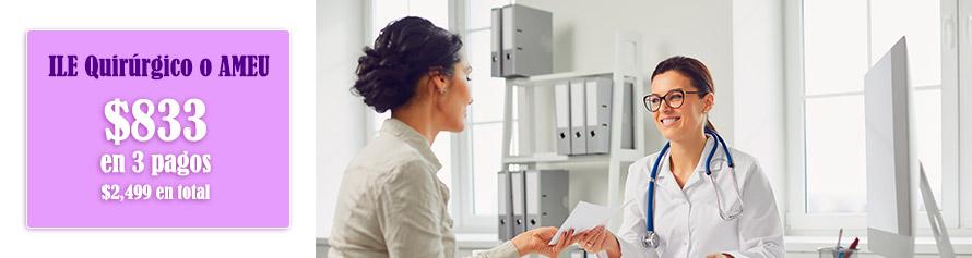 ILE QUIRÚRGICO O AMEU